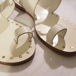Tory Burch Shoes - Tory Burch Ravello Studded Leather Sandal - NWOB